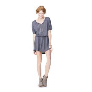 Women's Flowy V-Neck Dress