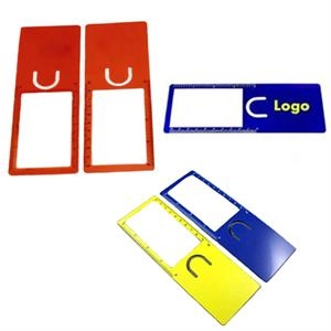 Bookmark Scale Magnifier
