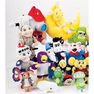 Custom Ranger Stuffed Toy