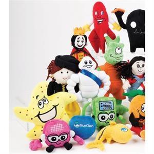 Custom King Stuffed Toy