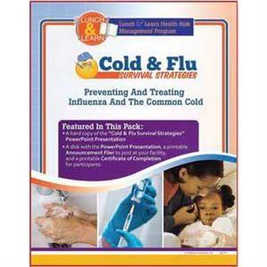 Cold & Flu Survival Strategies PowerPoint®Kit