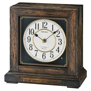 Seiko Desk Table Siena Collection Clock