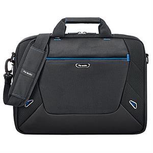"Solo Tech 16\"" Laptop Slim Briefcase"