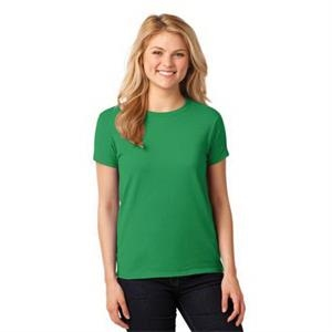 Gildan Ladies Heavy Cotton 100% Cotton T-Shirt.