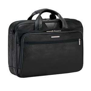 Briggs & Riley Medium Leather Briefcase