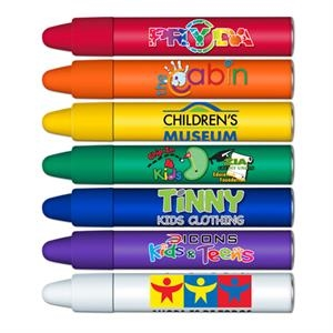 Our iWriter Crayon Stylus with Full Color Decal