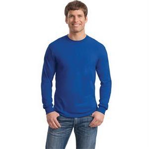 Gildan - DryBlend 50 Cotton/50 Poly Long Sleeve T-Shirt.
