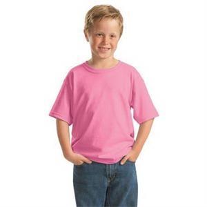 Gildan - Youth Heavy Cotton 100% Cotton T-Shirt.