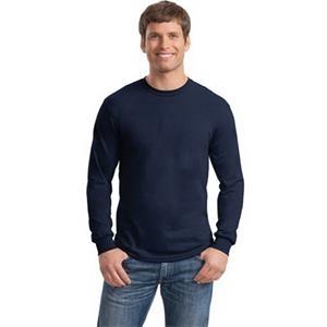 Gildan - Heavy Cotton 100% Cotton Long Sleeve T-Shirt.