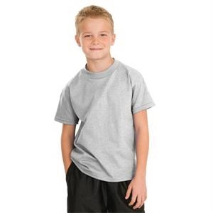 Hanes - Youth Tagless 100% Cotton T-Shirt.