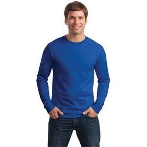 Hanes - Tagless 100% Cotton Long Sleeve T-Shirt.