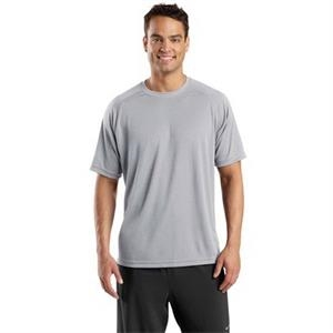 Sport-Tek Dry Zone Short Sleeve Raglan T-Shirt.