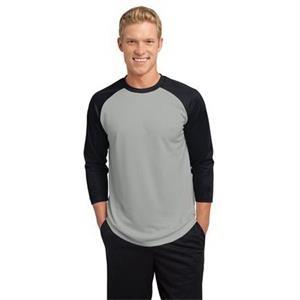 Sport-Tek (R) PosiCharge (TM) Baseball Jersey