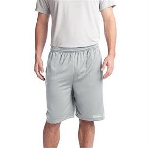 Sport-Tek PosiCharge Tough Mesh Pocket Short.