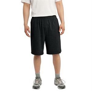 Sport-Tek Jersey Knit Short with Pockets.