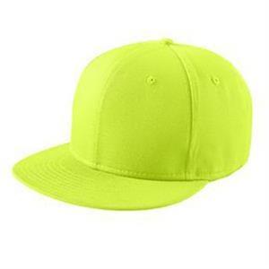 New Era(R) Flat Bill Snapback Cap