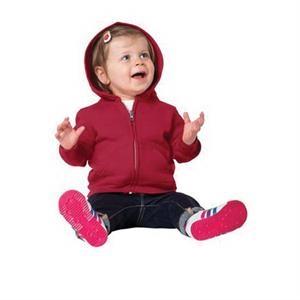 Precious Cargo Infant Full-Zip Hooded Sweatshirt.