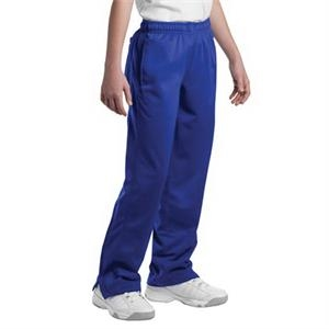 Sport-Tek Youth Tricot Track Pant.