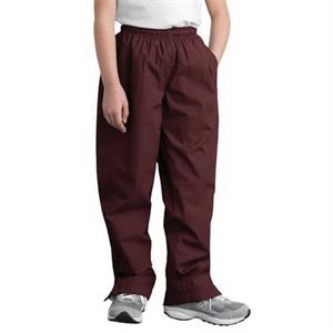 Sport-Tek Youth Wind Pant.