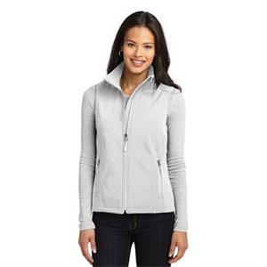 Port Authority Ladies Core Soft Shell Vest.