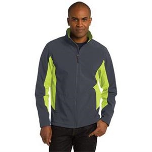 Port Authority Core Colorblock Soft Shell Jacket.