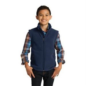 Port Authority Youth Value Fleece Vest.