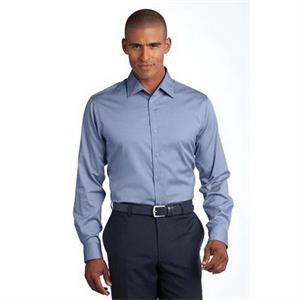 Red House - Slim Fit Non-Iron Pinpoint Oxford Shirt.