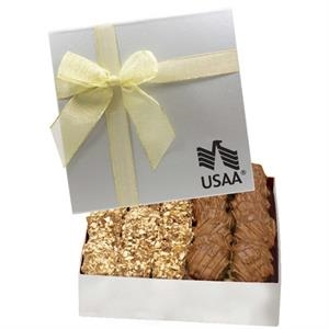 The Chairman Butter Crunch & Turtle Holiday Food Gift Box