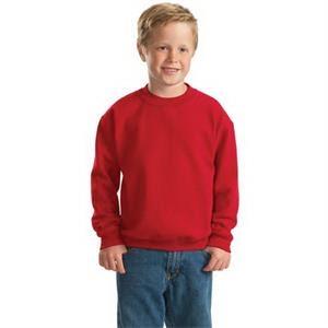 Gildan - Youth Heavy Blend Crewneck Sweatshirt.
