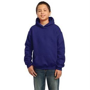 Gildan - Youth Heavy Blend Hooded Sweatshirt.