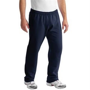 Gildan - DryBlend Open Bottom Sweatpant.