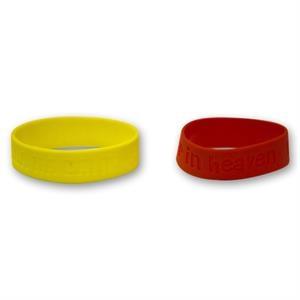 "3/4"" Debossed Awareness Bracelet Priority Service"