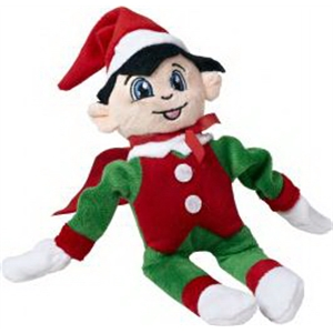 Flying Jingling Happy Elf Noisemaking Toy
