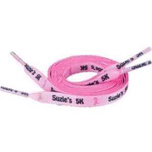 """Full Color Shoelaces - 3/8\""""W x 60\""""L"""