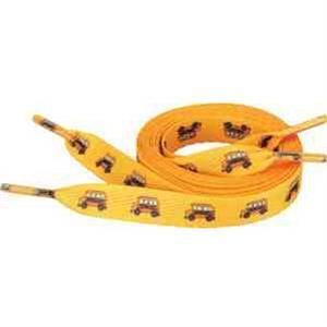 """Full Color Shoelaces - 1/2\""""W x 45\""""L"""