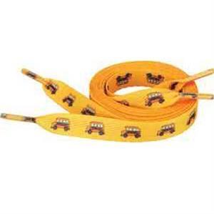 """Full Color Shoelaces - 1/2\""""W x 54\""""L"""