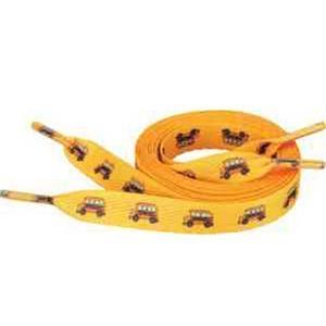 """Full Color Shoelaces - 1/2\""""W x 60\""""L"""
