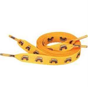 """Full Color Shoelaces - 1/2\""""W x 64\""""L"""