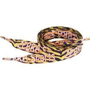 """Full Color Shoelaces - 3/4\""""W x 54\""""L"""