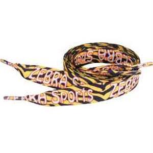 """Full Color Shoelaces - 3/4\""""W x 60\""""L"""