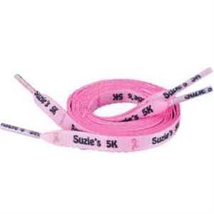 """Full Color Shoelaces - 3/8\""""W x 40\""""L"""