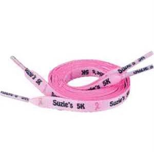 """Full Color Shoelaces - 3/8\""""W x 45\""""L"""