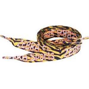 """Full Color Shoelaces - 3/4\""""W x 40\""""L"""