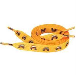 """Full Color Shoelaces - 1/2\""""W x 36\""""L"""