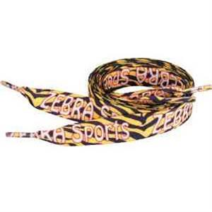 """Full Color Shoelaces - 3/4\""""W x 64\""""L"""