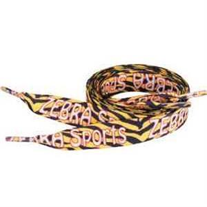 """Full Color Shoelaces - 3/4\""""W x 27\""""L"""