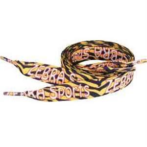 """Full Color Shoelaces - 3/4\""""W x 45\""""L"""