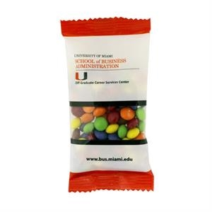 Zaga Snack Bag with Chocolate Compare to M&M®Candy