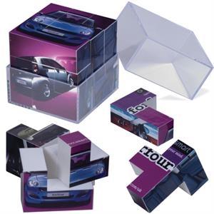 Custom Picture Cube