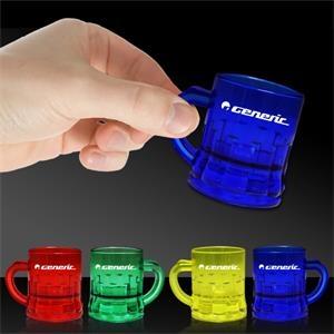 1 oz Mug Shaped Mini Shot Glass